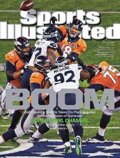 Seattle Seahawks Superbowl Champs
