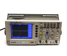 Oscilloscopes come in two varieties: analog and digital(I'll be using a digital… Hobby Electronics, Electronics Projects, Electronics Basics, Electronic Schematics, Electronic Shop, Laptop Repair, Electronic Engineering, Arduino Projects, Diy Hacks