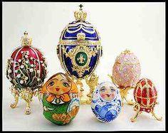 Ovos-Fabergé