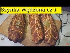Szynka Wędzona - Przepis którego nie znasz !!!!! Cz. 1/2 - YouTube Grilling, Pork, Beef, Smokehouse, Youtube, Foods, Kale Stir Fry, Meat, Food Food