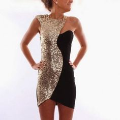 Stunning Party Dresses For New Year Eve