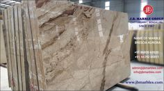 Imported Beige Marble (Brescia Aurora) is a stunning white and beige marble with light rust veins. It is available both in a honed or polished finish and in a variety to tile sizes as well as slabs. Beige Marble, Aurora, Rust, Tile, It Is Finished, Antiques, Wood, Crafts, Arch