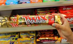 Twix is like my all time favorite candy