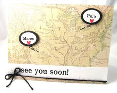What a cute idea for those in a long distance relationship!