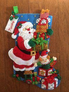 bucilla stocking