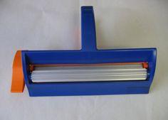 Fiskars Paper Crimper Tool Scrap Booking Card by barbsheartstrokes, $12.00