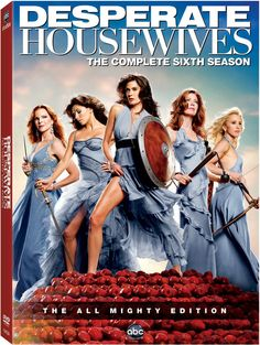 Desperate housewives saison 6 en dvd en France