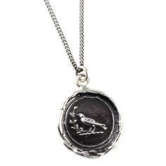 Something Silver | Pyrrha Sterling Silver Creativity Talisman Necklace