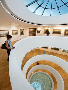 Galleria #Nedbalka http://www.reggiani.net/en/projects/galleria-nedbalka/