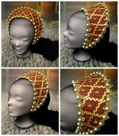 Campana de francés Renacimiento, Tudor, Medieval, LARP, Anne Boleyn