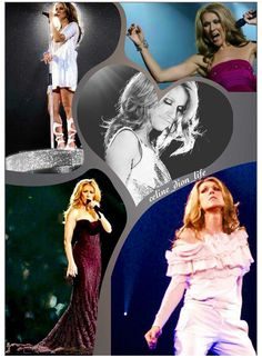 Celine Dion at her best!