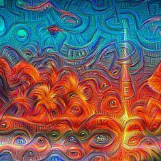 #deepdreamfiter #deepdream #deepdreamfilterapp #neuralnetwork #art #inceptionism #abstract #artificialneuralnetwork