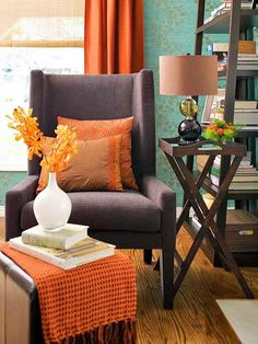 accent wall in living room dark gray fireplace accent couches with gray orange contemporary living room paint color ideas pinterest contemporary