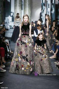 ♥ Las versiones MINI de ELIE SAAB en el desfile de PARÍS ♥ Alta Costura Moda Infantil : Blog de Moda Infantil, Moda Bebé y Premamá ♥ La casita de Martina ♥