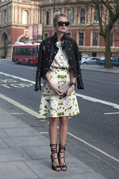 Street Style London Fashion Week