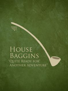 If Lord of the Rings Families had Game of Thrones-style sigils: The Bagginses