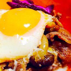 お肉安い時にボリュームあっていいね(⌒▽⌒) - 120件のもぐもぐ - 牛丼 by qpchan
