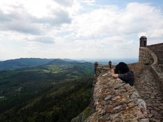 Castelo de Marvão, Alentejo, Portugal   Saudades de Portugal