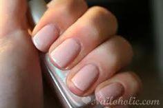 natural  colored nails from nailoholic.com