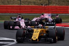 Renault Sport R.S.17 Formula One race car