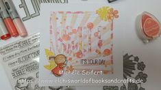 MFT - Bubble over with Joy | Card made by Elchi's World of Books and Crafts   https://www.elchisworldofbooksandcrafts.de/mft-bubble-over-with-joy-smile-bunny/