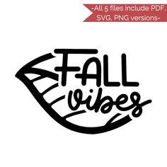 Fall Stencil Files! 2020 [AI SVG PNG DXF]