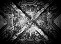 Church ceiling by Cristian Gomez on 500px