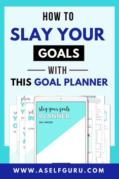 Slay your goals with this amazing goal planner! Are you struggling to find motivation to achieve your goals? Read this inspiring interview and grab your step by step 60+ Page Printable Slay Your Goals Planner. This is the best way to set your goals, get your goals, from setting your intention all the way to achieving your dreams, productivity tips #planner #goalsetter #goalplanner #plannerlove #prioritizing #goals #goaldigger #goalsetting #goalslayerseries #millennial #millennialblogger Make Money Blogging, Make Money From Home, Way To Make Money, Make Money Online, Business Tips, Online Business, Startup, Goals Planner, Achieve Your Goals