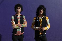 Page 954 of 969 - Best/Worst Mars Volta picture? - posted in The Mars Volta: Looks like Omar got a hair cut. The Mars Volta, Cedric Bixler Zavala, Omar Rodriguez Lopez, Free Jazz, B Words, Psychedelic Rock, One Sided, Mexico City, Rock N Roll
