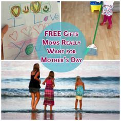 Gift Ideas for Moms: What Moms Really Want for Mother's Day