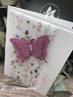 Card making. Card making. Handmade Greetings, Greeting Cards Handmade, Butterfly Cards Handmade, Butterfly Birthday Cards, Paper Cards, Diy Cards, Origami, Karten Diy, Mothers Day Cards