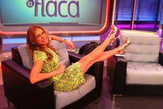 Lili Estefan Piernas | Las piernas de un millón de Lili Estefan (Mira el video)