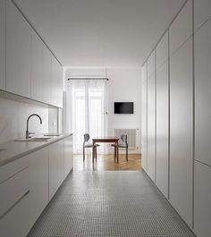 Remodeling and interior design project in the Eixample, Valencia | DG Arquitecto Valencia