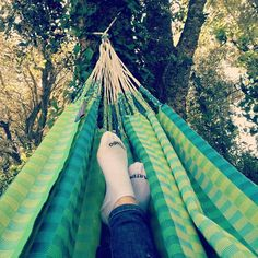#Carolina #Hammock in a #french #garden