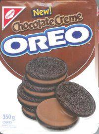 Chocolate Creme Oreos - THESE ARE AMAZING