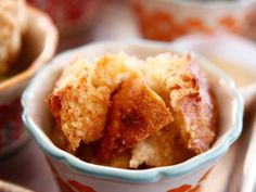 Get Plain and Perfect Bread Pudding Recipe from Food Network