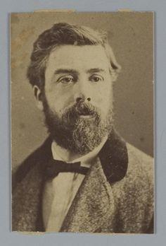 Anton Mauve (18 September 1838 – 5 February 1888), Dutch painter. -- http://en.wikipedia.org/wiki/Anton_Mauve