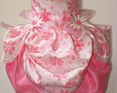 Items similar to Pink Daisy Bustled Victorian Dog or Cat Dress on Etsy