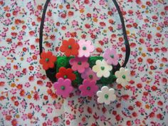 NE Cooperative | Lego Floral Necklace
