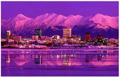 Anchorage, Alaska - Summer 2012! :D