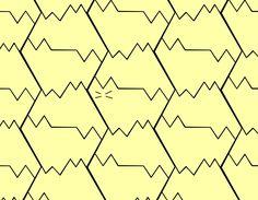 cat tessellation