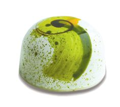 Stunning Chocolate Bonbon from Anna Shea Chocolates. To make your own chocolate…