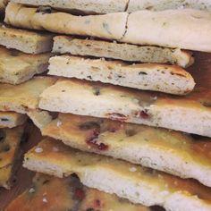 Homemade Focaccia – besser geht Brot nicht! | My camino