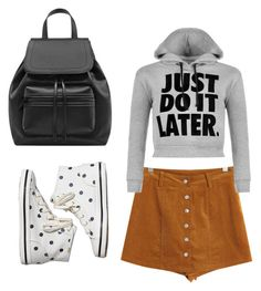 """""""Untitled #14"""" by ppoliveira-po on Polyvore featuring Chicnova Fashion, Keds and WearAll"""