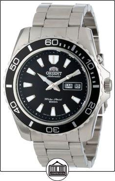 Orient CEM75001B - Reloj de hombre automático negro de  ✿ Relojes para hombre - (Gama media/alta) ✿