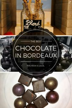 Where to Find the Best Chocolate in Bordeaux, France