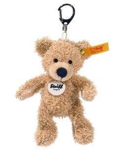 ee4dd277f7 Steiff Keyring Fynn Teddy Bear Beige Steiff https   www.amazon.com