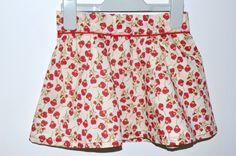jupe plissée Liberty   diy couture