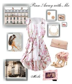 """""""Run Away with Me"""" by mduncan0417 on Polyvore featuring Rupert Sanderson, Dolce&Gabbana and Kate Spade"""