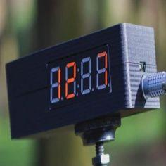 CineRangeFinder is a Budget Cinematography Sonar Range Finder for Focus